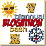 Biannual Blogathon Bash – June 2014
