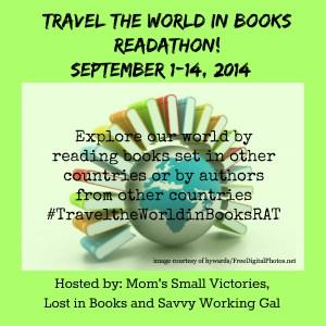 Travel the World in Books Readathon Goals Linkup