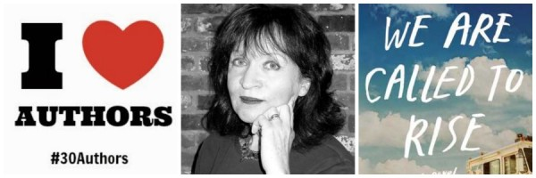 30 Authors Event: Author Patry Francis Recommends We Are Called to Rise