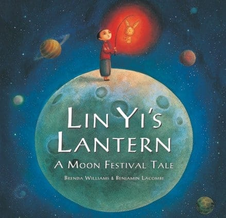 Travel the World in Books Readathon, Day 5: Teach Kids about the Chinese Moon Festival