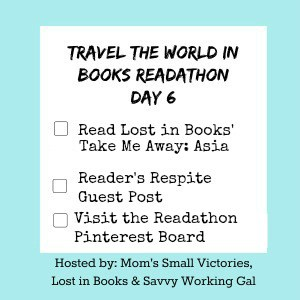 Travel the World in Books Readathon, Day 6- Guest Post from A Reader's Respite: O Canada!