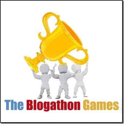 Let the Blogathon Games Begin!