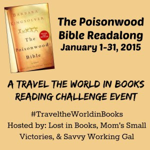 Poisonwood Bible Discussion Questions for Readalong Week 2