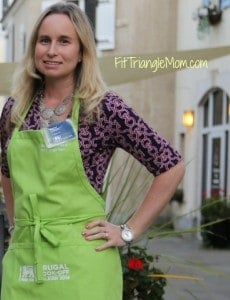 Rachel from Fit Triangle Mom