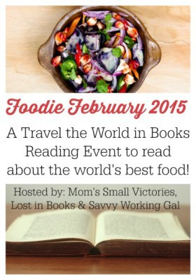 Foodie February Linkup and Reading Goals