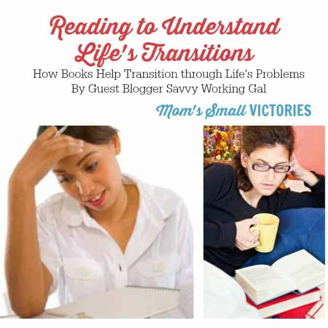 Be Our Guest Fridays {15} – Reading to Understand Life's Transitions