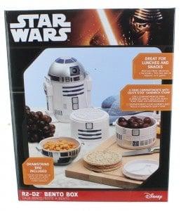 R2 D2 Bento Box