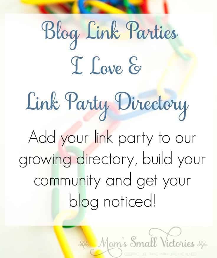 Blog Link Party Directory