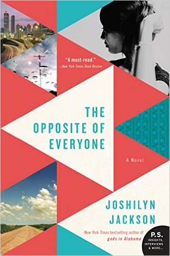 The Opposite of Everyone by Joshilyn Jackson is storytelling at its best! Review
