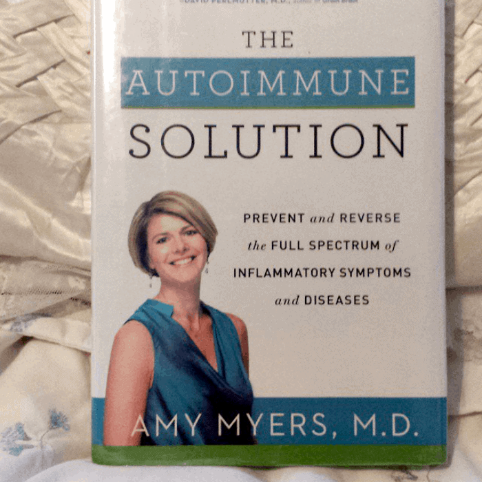 Does a gluten-free diet help Rheumatoid Arthritis and other autoimmune diseases? The Autoimmune Solution by Dr. Amy Myers helped me figure out my body's response to the food I ate and how it impacted my pain and symptoms from Rheumatoid Arthritis.