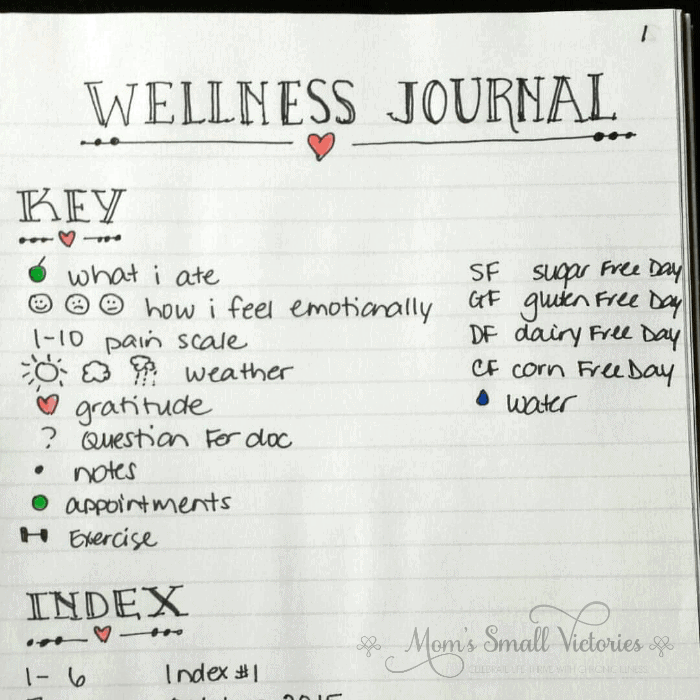 Does a gluten-free diet help Rheumatoid Arthritis and other autoimmune diseases? I kept a wellness bullet journal to help me determine which foods and other factors triggered my pain and symptoms from Rheumatoid Arthritis and other autoimmune conditions.
