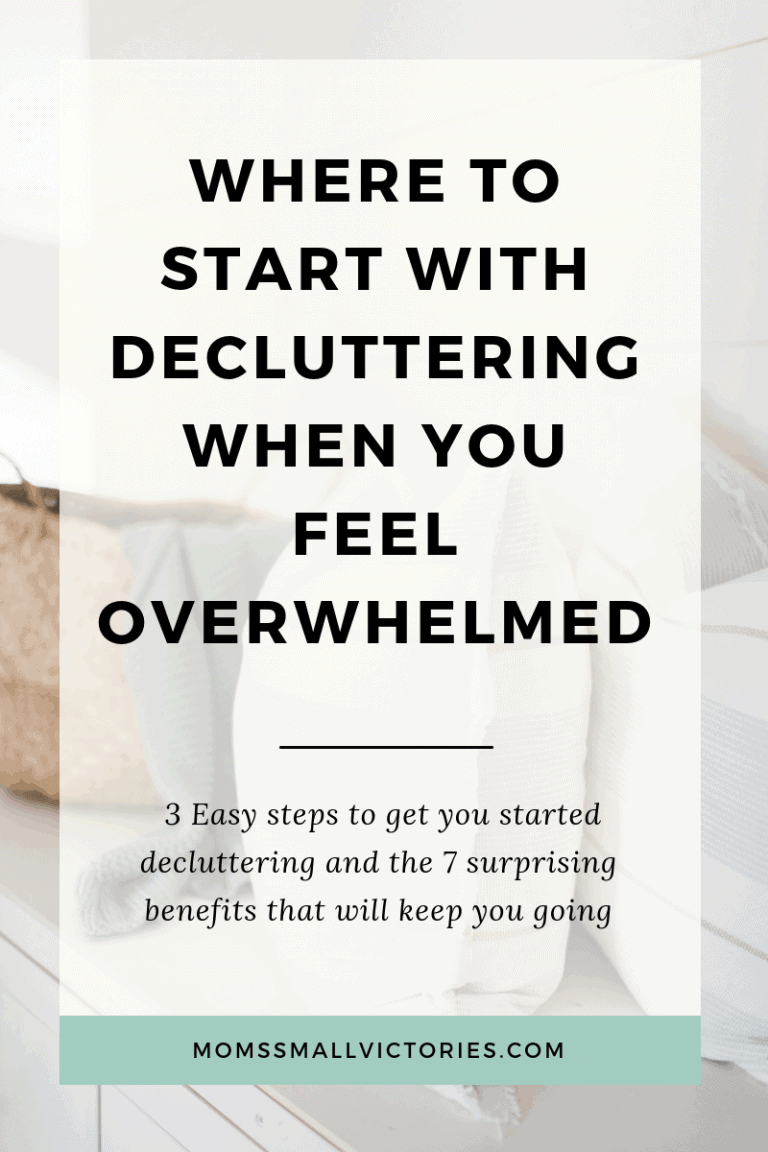 How to Declutter Your Home in 3 Easy Steps