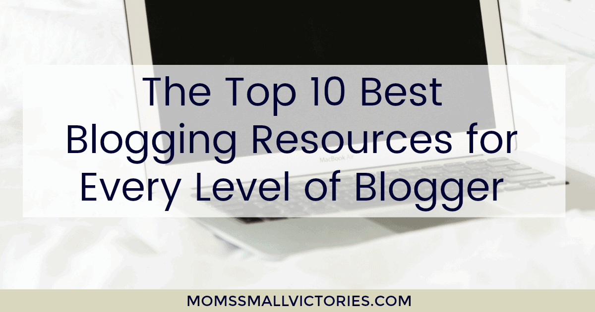 Do you struggle with knowing where to start or how to grow your blog's traffic and income ? Check out the top 10 Best Blogging Resources for Every Level of Blogger