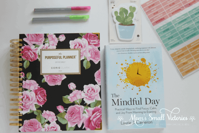 The Purposeful Planner comes in a weekly or daily spiral bound planner. It has dedicated spaces to track your schedule, brain dump, health, menu, prayer & praise and notes. See how the Purposeful Planner stacks up in the ultimate planner comparison with 10 other popular planners on the market.