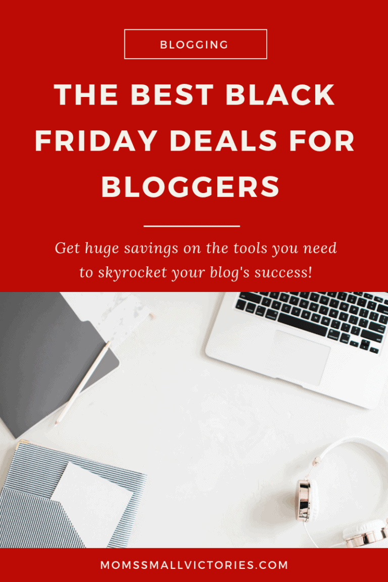 Best Black Friday Deals for Bloggers 2018