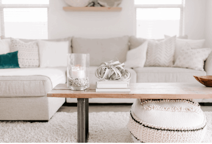 how to declutter your home without getting overwhelmed in 3 easy steps.