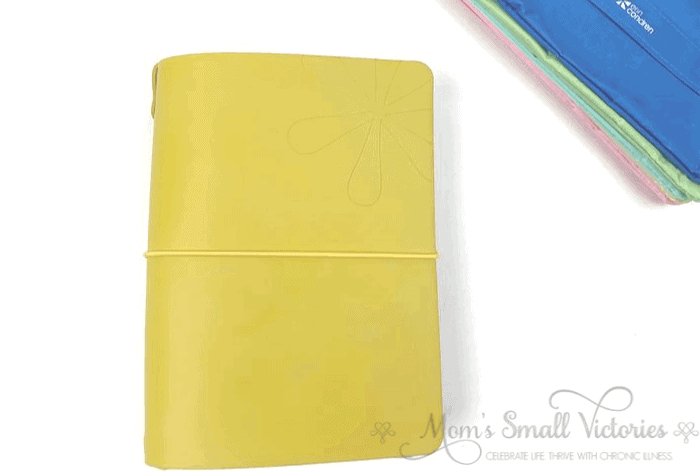 Erin Condren Daily Planner Review. The new mustard on the go folio is a deep golden color and is one of the newest releases in the Erin Condren On the Go Folio system. Lots of beautiful new colors available and this one is definitely growing on me!